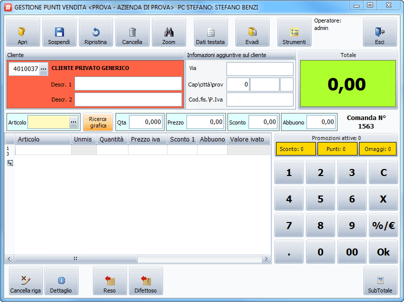 Latest free software gestione downloads.