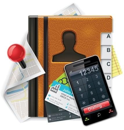 La gestione mobile dei biglietti da visita: le app migliori