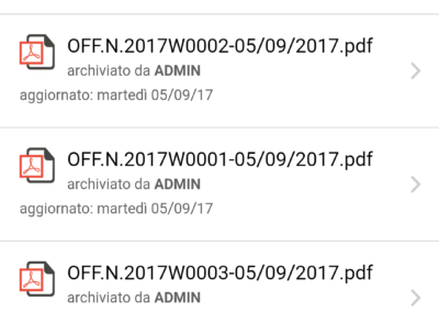 Business File App